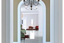 newclassic interior / new classic style, apartment