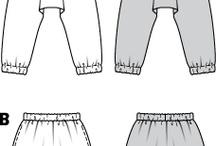 nähen und stricken