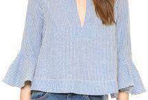 gömlek  modası