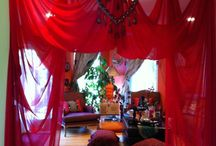 Red Tent LM / by Danielle Jeanne