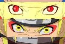 olhos do naruto