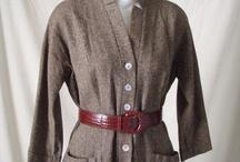 warm+vintage: fall/winter fashion / by Tasha