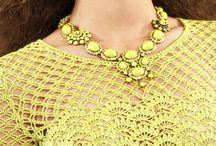 Crochet dress or