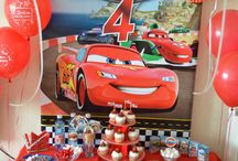 Диме 4года. Cars party