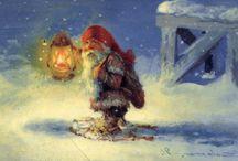 Nisse / Nisser og norsk jul