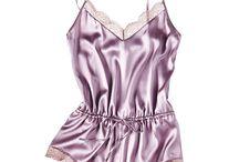 Loungewear/pyjamas/lingerie