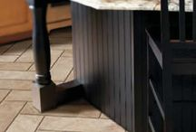 Crossville's Get Planked / Crossville offers many of our Porcelain Stone products in popular plank sizes.