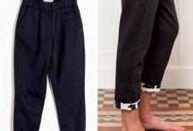 Pantalones sostenibles