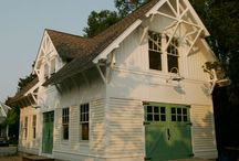 carriage houses... / to build someday...