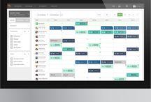 Timeline/calendar/gantt