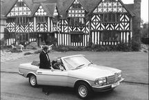 mercedes W123 + other
