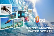 The Caribbean's 9 Most Amazing Water Sports / The best water sports across the Caribbean.