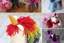Crochet patterns / My patterns