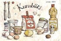 dibujo cocina