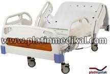 Ful Abs Hasta Yatağı (Yataksız - Dual Motorlu) / Ful abs hasta yatakları dual motorlu ve yataksız sunulmaktadır. 2 motorlu olan ful abs hasta karyolası modelinde motor seçeneği dual motorludur.