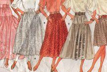 Women's Skirt Patterns
