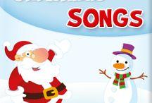 Christmas Books/Songs/Videos