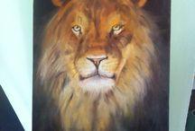 My Art / The King