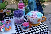 Alice in Wonderland party / by Shanda Ashbrook