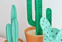 cactus love / Cactus, plants, asthetic