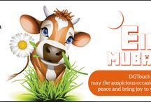 "Greetings / Heartfelt wishes on ""the Festival of Sacrifice""! Happy Eid ul-Adha!"
