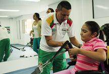 CAID Centro de Atención de Discapacidad - Secretaría de Participación e Inclusión Social / Todas las personas en situación de discapacidad tienen derecho a un espacio de recreación y ejercicio adecuado a su necesidad.