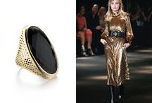 Perfect Pairs / Pairing our jewels with stylish inspirations from designers and artists we admire