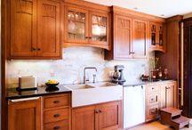 Mission Kitchen Cabinets