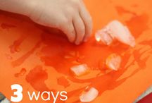 SUMMER FUN / Fun learning activities for 2 year olds  / by Nikki Peterson