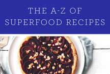 A-Z Superfood Recipes