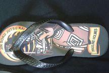 Dojo Slippers / Bespoke dojo slippers