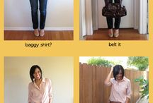 Tips for outfits