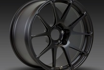 Lightweight Racing Wheels