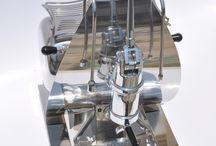 Ventus / Lever coffee machine