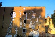 street art Wroc