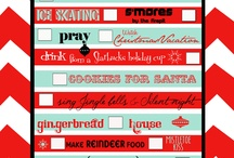 Winter Bucket List / Need some ideas for the winter? Here are some Winter Bucket List and holiday traditions ideas!
