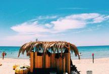 Çeşme Plajları, Altınkum - Tektekçi Kumsalda