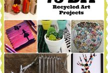 recycled diy