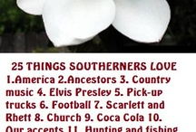 Southern and proud of it!