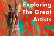 Arts & crafts for J