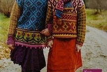 tricot bb et enfant