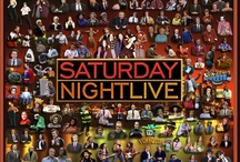 SNL: Years of Comedy / by Karla Conner