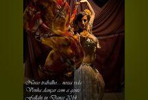O que ensinamos - nossa escola / ATS - Tribal Fusion - Tribal Brasil - Dança do Ventre e Atelier