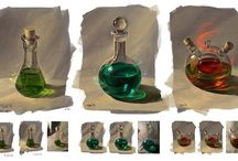 Potions and Alchemy