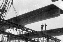 STABILIMENTO BIRRA PORETTI, MAGAZZINO / Mestre (VE) – 1962 Architettura: Angelo Mangiarotti Strutture: Aldo Favini