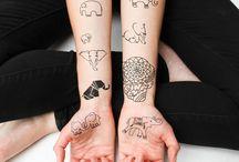 Tattoo Me / by Brianna Schmidt