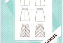 sewing patterns / by Caitlyn Buttaci