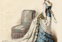 La mode artistique   fashion plates / fashion plates 1869-1892(?)