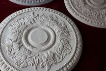 Ceiling Pattress and Ceiling Roses