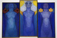 Piet Mondrian / Dutch artist (1874-1944)